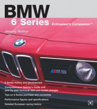 BMW 6 Series Enthusiast Companion