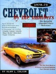Chevrolet by the Numbers 1970-75