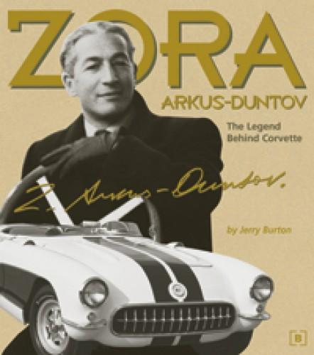 Zora Arkus Duntov The Legend Behind Corvette Exclusive