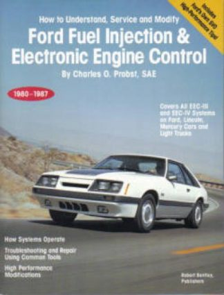 Ford Fuel Injection Electronic Engine Control 1980-1987