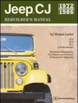 Jeep CJ Rebuilders Manual 1972-1986