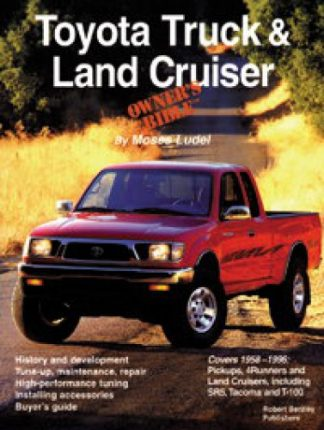 Used Toyota Truck and Land Cruiser Owners Bible