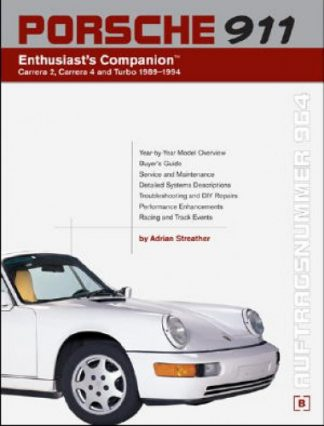 Porsche 911 964 Enthusiasts Companion