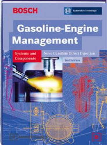Bosch Handbook For Gasoline-Engine Management