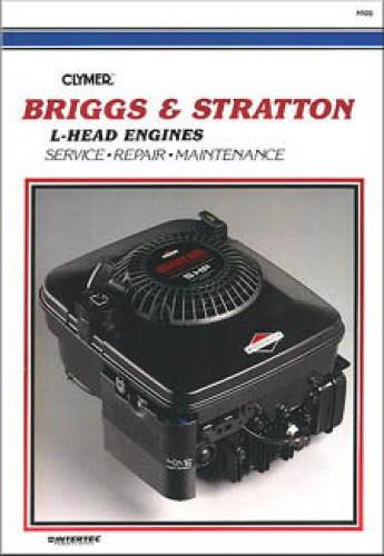 Clymer Briggs Amp Stratton L Head Service Manual
