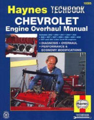 Haynes Chevrolet Engine Overhaul Manual