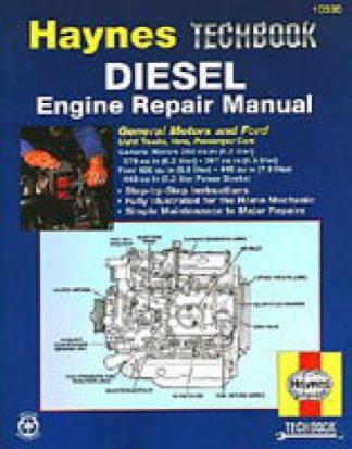 Haynes Techbook Diesel Engine Repair Manual