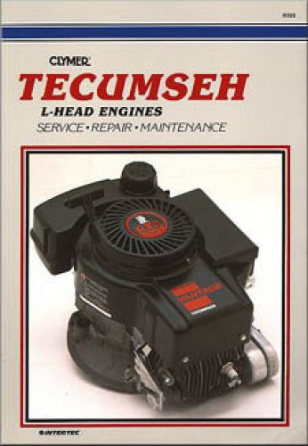 Honda Small Engine >> Clymer Tecumseh L-Head Lawnmower & Equipment Engine ...