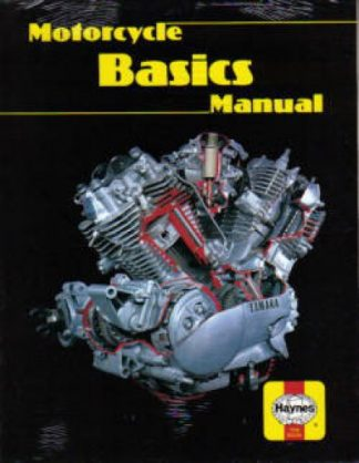 Motorcycle Moped Scooter Basics Manual