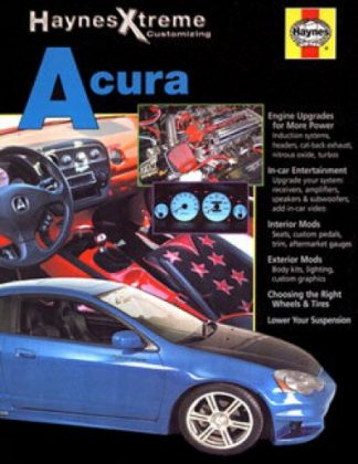 Acura Performance Modifications and Customizing