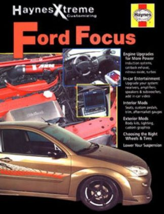 Ford Focus Performance Modifications and Customizing