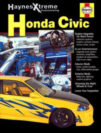 Honda Civic Performance Modifications and Customizing