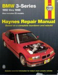 Haynes BMW 3-Series 1992-1998 Auto Repair Manual