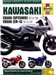 Haynes Kawasaki EX500 Ninja 500 ER500 1987-2008 Repair Manual