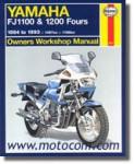 1984-1993 Yamaha FJ1100 FJ1200 FJ1200A Repair Manual