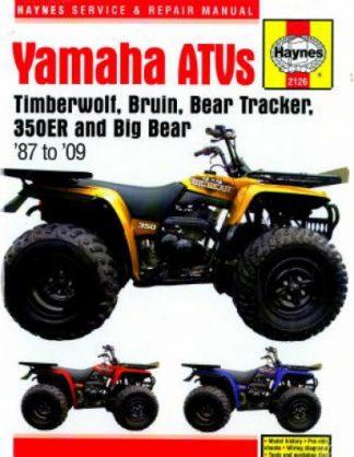 2009 yamaha rhino 700 service manual