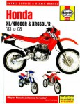 Haynes Honda XL XR600R and XR650L R 1983-2008 Repair Manual