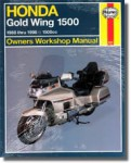 Haynes Honda GL1500 Goldwing 1988-2000 Repair Manual