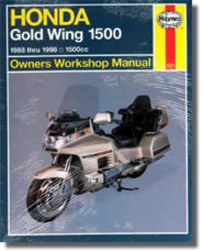honda power equipment service manuals