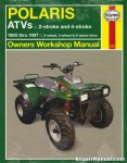 Polaris Big Boss Cyclone Magnum Sportsman Repair Manual 1985-1997