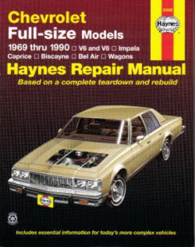 Haynes Chevrolet Full