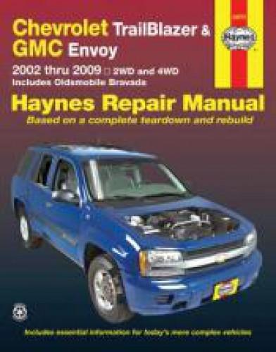 chevrolet trailblazer gmc envoy 2002 2009 suv haynes repair manual 2004 Chevy Trailblazer 2004 trailblazer service manual pdf