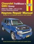 Chevrolet TrailBlazer GMC Envoy 2002-2007 Haynes Repair Manual