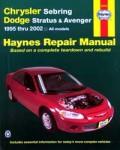 Haynes Chrysler Sebring and Dodge Stratus Avenger 1995-2005 Auto Repair Manual