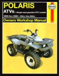 Polaris Repair Manual for Big Boss 6x6, Magnum, Scrambler, Sportsman, Trail Blazer, Trail Boss, Xplorer, Xpress 1998-2007 by Haynes