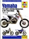 Haynes Yamaha YZ WR 250 400 426 450 1998-2008 Repair Manual