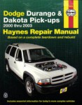 Dodge Durango Dakota 2000-2003 Haynes Repair Manual