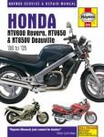 Haynes Honda NTV600 Revere NTV650 NT650V Deauville 1988-2005 Repair Manual