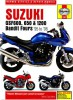 Haynes Suzuki GSF600 GSF1200 Bandit 1995-2006 Repair Manual