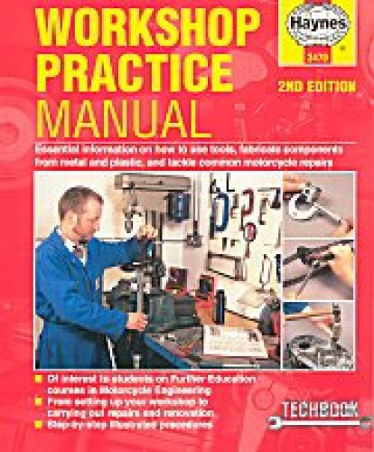 Haynes Motorcycle Workshop Practice Manual