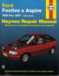Haynes Ford Festiva Aspire 1988-1997 Auto Repair Manual
