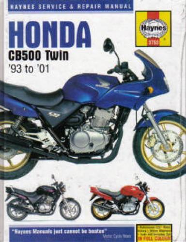 honda motorcycle repair manuals pdf