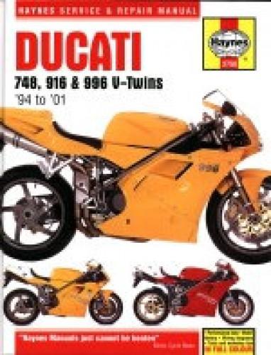 1994 2001 748 916 996 v twin ducati motorcycle repair manual. Black Bedroom Furniture Sets. Home Design Ideas
