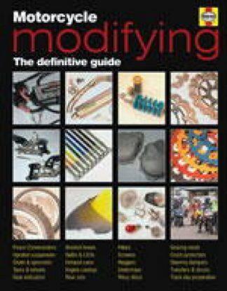 Haynes Motorcycle Modifying Hardcover Techbook