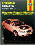 Haynes Hyundai Sonata 1999-2008 Auto Repair Manual