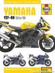 Haynes 2003-2005 Yamaha YZF-R6 Repair Manual