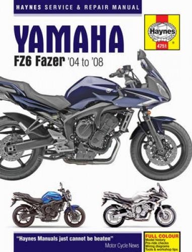 Haynes Yamaha 2004