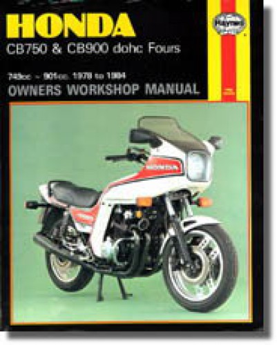 haynes honda cb750 900 dohc fours 1978 1984 repair manual. Black Bedroom Furniture Sets. Home Design Ideas