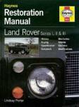 Haynes Land Rover I II III 1948-1985 Auto Repair Manual