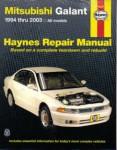 Haynes Mitsubishi Galant 1994-2010 Auto Repair Manual