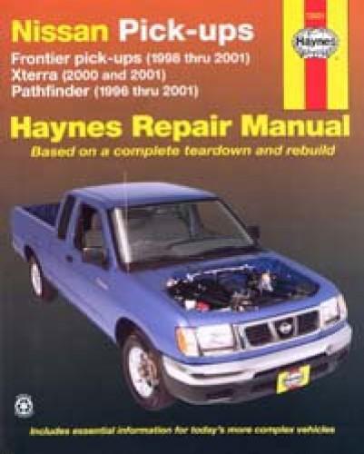 Haynes Nissan Frontier Xterra Pathfinder 1996-2004 Auto Repair Manual
