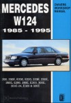 Mercedes W124 Owners Workshop Manual 1985-1995