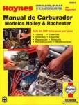 Manual de Carburador Modelos Holley Rochester