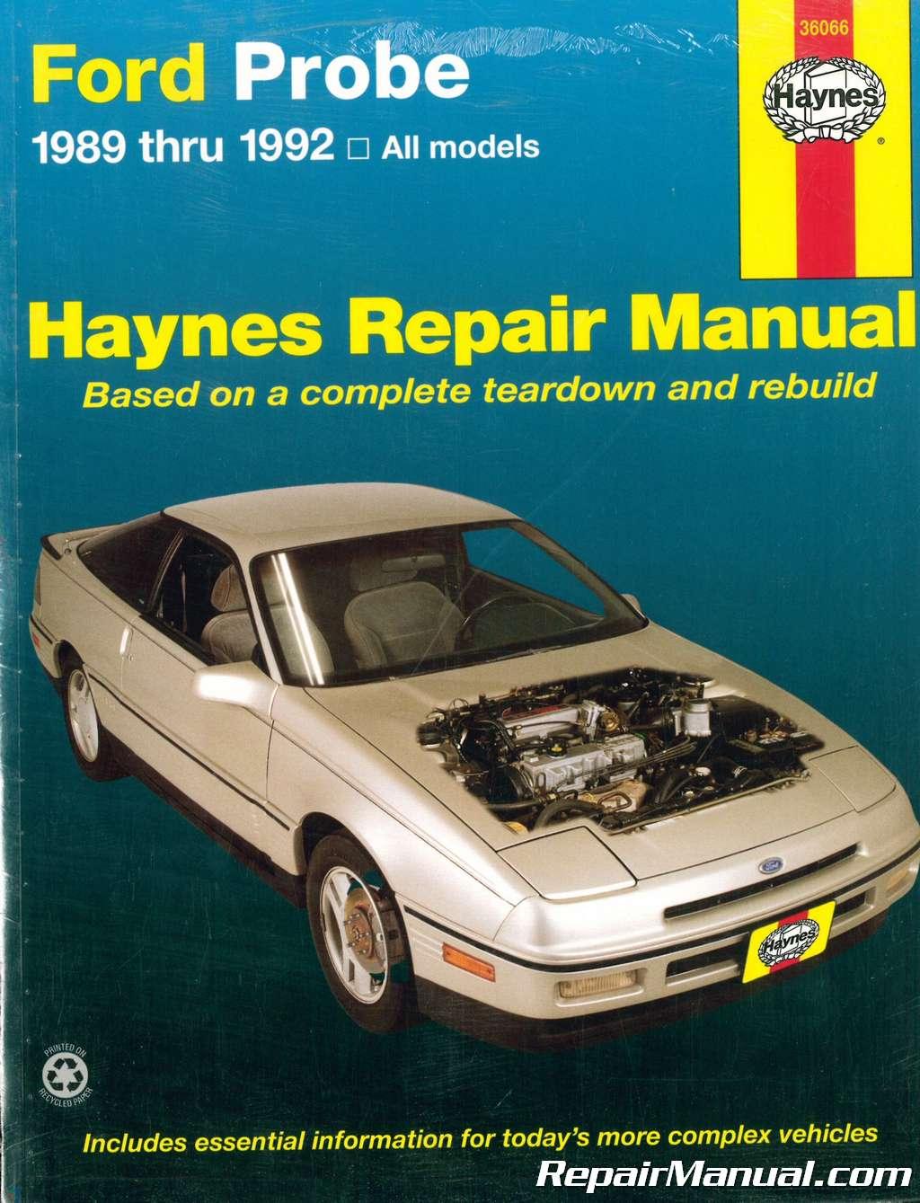 Tools & Equipment Automotive Haynes 36076 Technical Repair Manual ...