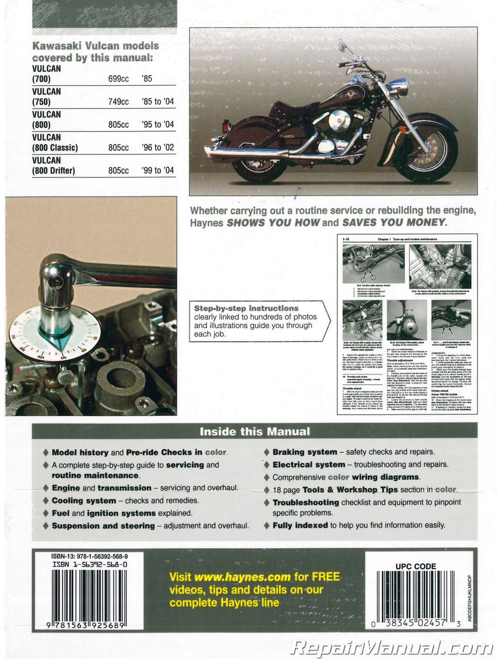 Amazing Kawasaki Vulcan 800 Wiring Diagram Frieze - Everything You ...