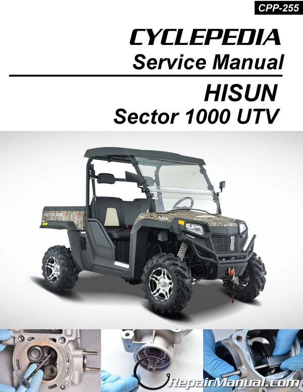 odes utv wiring diagram hisun utv wiring diagram hisun sector 1000 utv printed service manual by cyclepedia #4
